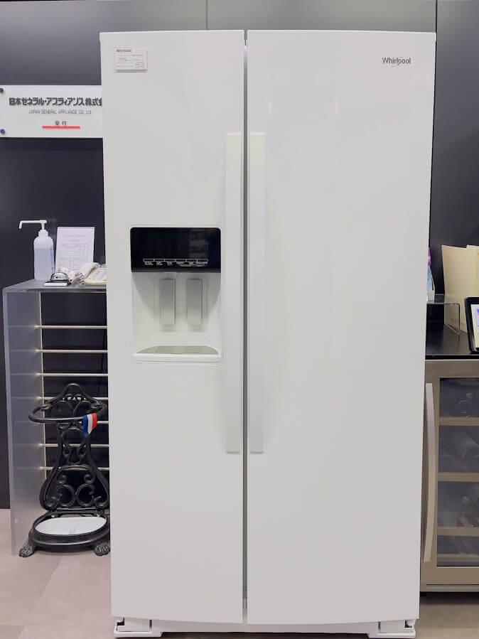 ワールプール冷蔵庫 WRS571CIHW