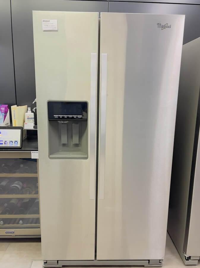 ワールプール冷蔵庫