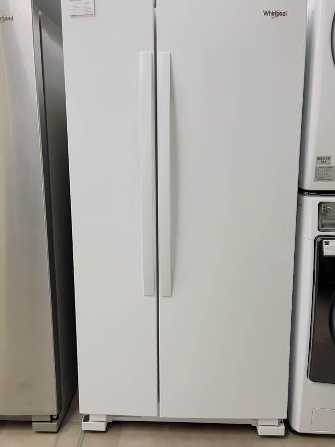 ワールプール冷蔵庫 WRS312SNHM